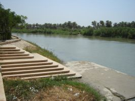 Euphrates river 3 by spring-sky