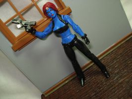 marvel universe mystique by hunterknightcustoms