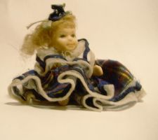 Porcelain doll 10 by Panopticon-Stock