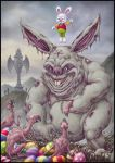 Happy Easter 2017 by jflaxman
