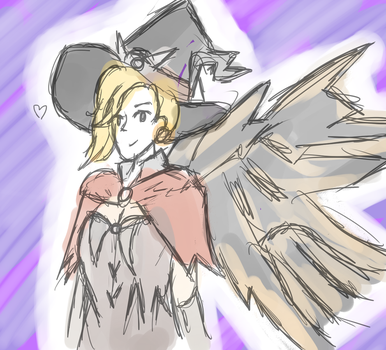 witchy mercy by Luminauts