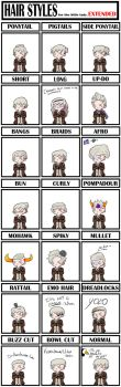 Hair style meme: Iceland by Rigby-FanGirl