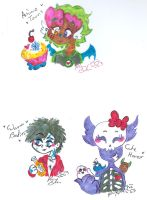 My Fandom Muses by Kittychan2005