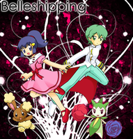 belleshipping by Pooku-chan