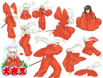 Inuyasha - References by CODEno-103