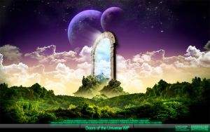 Doors of the Universe WP by Osokin