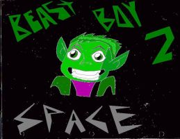 BeastBoy2InSpace by Robin101