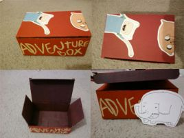 Adventure Box by PaperSquid