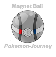 Magnet Ball by DokuPRODUCTIONS