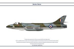 Hunter GB 26 Sqn by WS-Clave