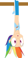 Upside Down (From MLP S6 E15, Humanized) by Michaelsety