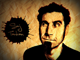 Serj Tankian by SharmaJenkins