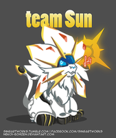 Team SUN by Nekoi-Echizen