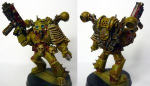 Plague Marine 3 by Steel-Serpent