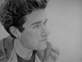 Dan Smith from BASTILLE by Jebsy