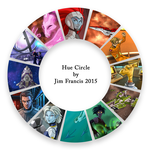 Color Wheel Meme by AriochIV