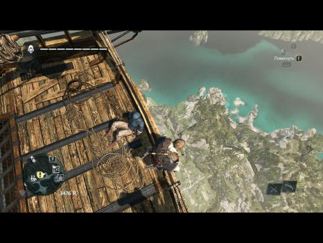 Playing in AC4BF: Too many upgrades by MrMixser