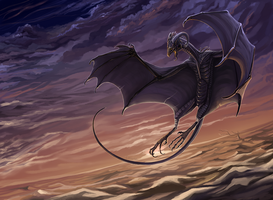 Wyvern by Coyrin