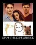 Can you spot the difference? by Scarecrow113