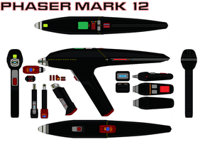 Phaser Mark 12 by bagera3005