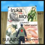 Iruka The Movie by DevilKaoruZ