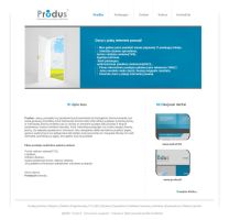 Produs new web interface by PauliusC