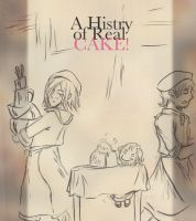 History of Real Cake by dieingcity