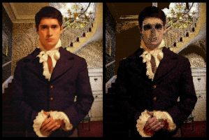 The Picture of Dorian Gray by TheSavageOne