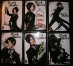 Collection Black Butler: T1-T6 by Alicetiger
