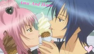Amu and Ikuto by crazy-anime-girl96