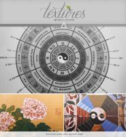 Textures - March by So-ghislaine