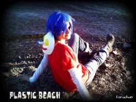 plastic beach by SukerForTheCardGames