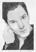 Benedict by DegasClover