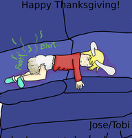 Happy Thanksgiving by Baby-Tobias