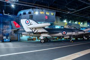 Supermarine Scimitar F.1 by Daniel-Wales-Images