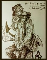 Stein and Medusa on rheoencephalography by Undertaker-notflood