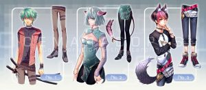 [CLOSED] Adopt Collab RPG style by CemarAdopts