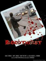 Bloodthirst Movie Poster by Laphroaigh