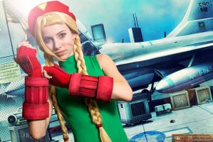 Street Fighter - Cammy by MeganCoffey