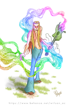 Hippie for the CDC challenge by Andoc88