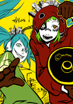 MATRYOSHKA by EvilApple513