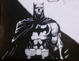 Dark Knight by Solla-Damian