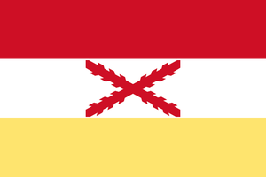 Spanish Netherlands Flag by Rarayn