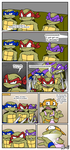 TMNT Short Comic: Cut by SootToon