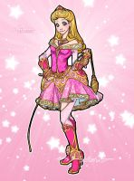 Disney Enchanted Girls: Aurora (ReVamp) by van-etheran