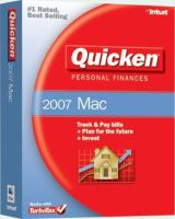 Quicken Mac 2007 icon by jasonh1234
