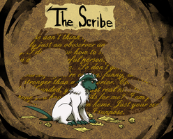 BBROS: The Scribe [COVER] by TeaDino