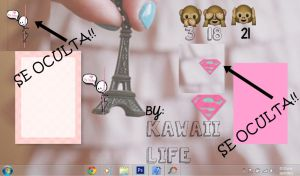 Skins By Kawaii Life by KawaiiLife1