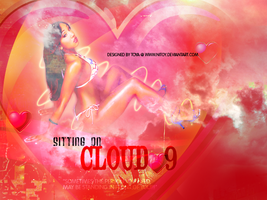 Sitting On Cloud 9 by nitoy