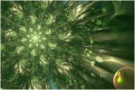 Green Explosion by Astrantia01